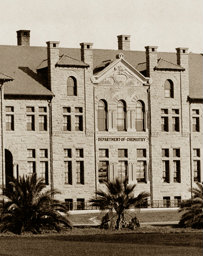 Old Chemistry Building, Courtesy of Stanford University Archives