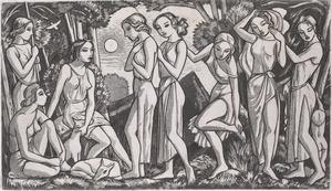 Pervigilium Veneris, 1939