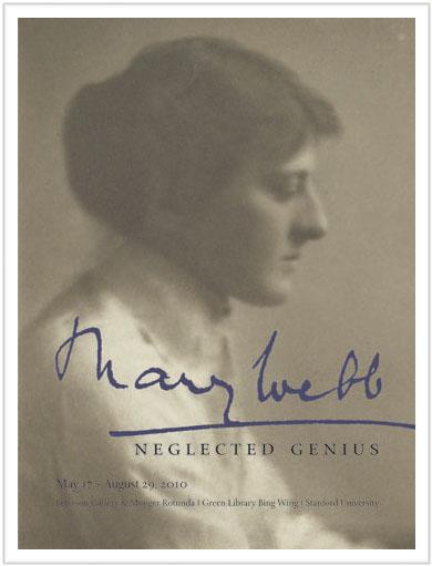 Mary Webb Poster