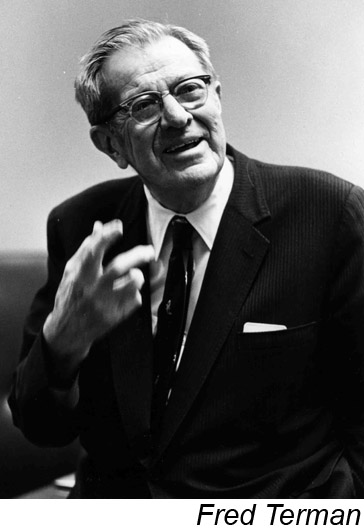 Fred Terman