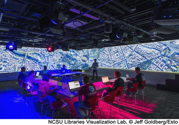 NCSU Libraries Visualization Lab