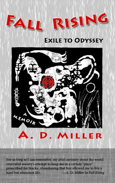 Fall Rising: Exile to Odyssey book cover.