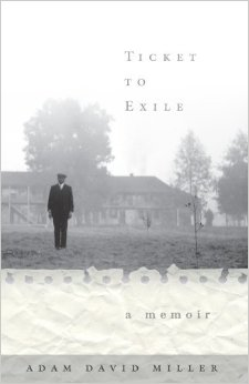 Ticket to Exile book cover.