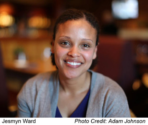 Jesmyn Ward, photo credit: Adam Johnson