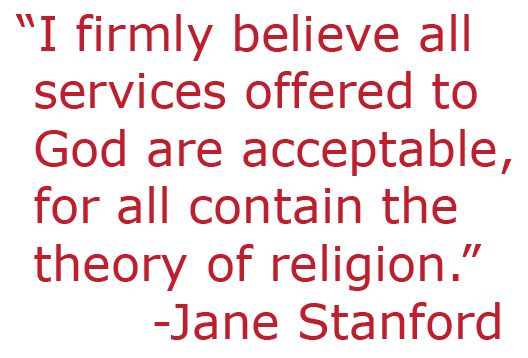 Stanford Quote