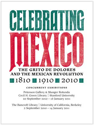 Celebrating Mexico Exhibit Poster