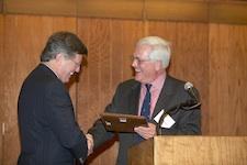 Presentation of Howell Award
