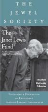 Jewel Society Brochure