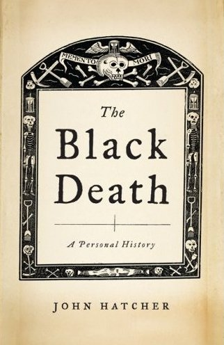 book cover of The Black Death
