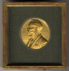 Steinbeck's Nobel medal