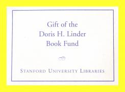 Doris H. Linder bookplate